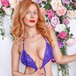 Ivonne High Society dream woman for sex from behind as well as flirting order sex immediately via escort agency Dusseldorf