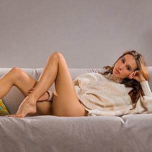 Nathalie Elite prostitute for body insemination order sex immediately via the erotic portal via Escort Berlin agency