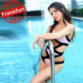 Alba Bizarre Escort Hure in Frankfurt Brustwarzen Sex Spiele im Apartment