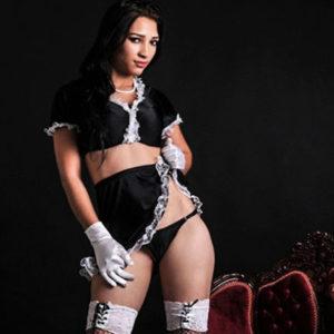 Anabel - Petite Berlin From Greece Hostess Corset