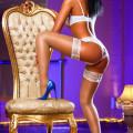 Cleopatra - Wunderschönes Gesicht zum Verlieben steht auf Sex