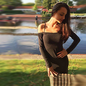 Gabi - Teen From Germany's Capital Is Looking For New Acquaintances