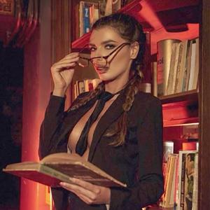 Gabi - Hostessen aus Belgien bei Käufliche Liebe priorisiert Rollenspiele Spezial