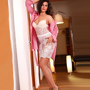 Glorija - Escorts NRW Hagen Ladie In Sexy Nylons Book As A Travel Partner