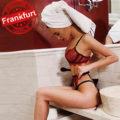 Helena - Zierliche Escort Girls über Frankfurt Begleitagentur suchen einen Liebhaber