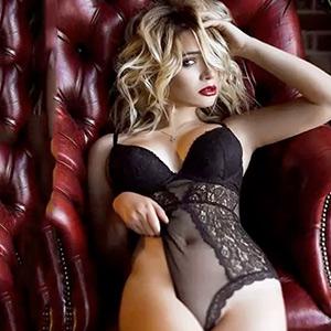 Izabella - Escortgirl from Potsdam with a Single Search delights with seductive Prostate Massage
