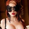 Lessandra - Nymphomanin aus Berlin bei Erotische Abenteuer potenziert Fesselspiele