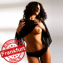 Milena Frankfurts Privatmodell mit Top Escort Sex Service