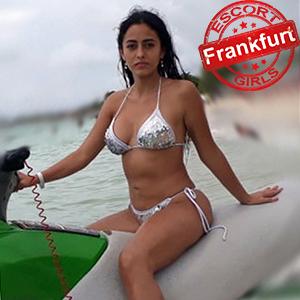 Morena - Callgirl mit super Figur bei Privatmodelle Frankfurt zum Sex einladen