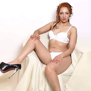 Nicky - Discrete Acquaintances With Brunette Top Escort Models
