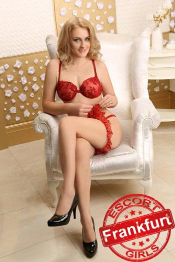 Sarah - Frankfurts Privatmodell mit Top Escort & Sex Service