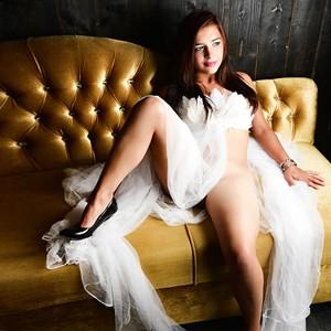Escort Model Susanna Visited & Swallows Semen Until The End