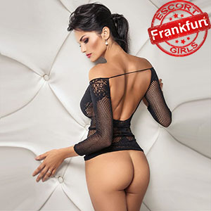 Varvara - Companion Model From Frankfurt am Main Sexy Figure Is Looking For Leisure Contacts
