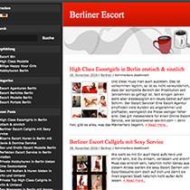 Berliner Escort Agenturen mit Top Hobbyhuren und echten Callgirls