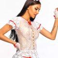 Daria Hot - Glamour Frankfurt 24 Jahre Hobbyhure Striptease