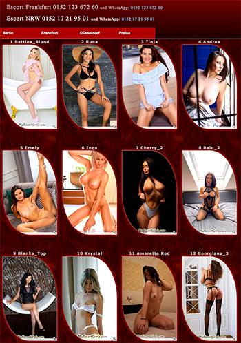 Happy Hour Escort Girls & Top Modelle in Berlin & Frankfurt