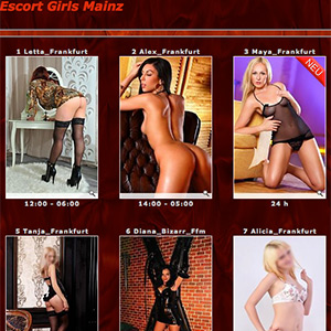 Teen Whores Frankfurt am Main & Escort Girls In Mainz