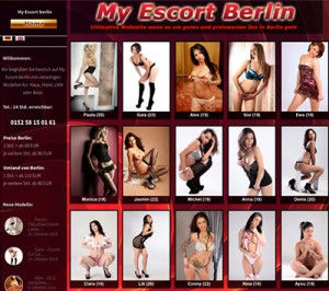 Call Girls In Berlin With An Unforgettable Escort Service