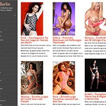 Sex Berlin mit zierlichen kleinen mageren Teen Escort Girls
